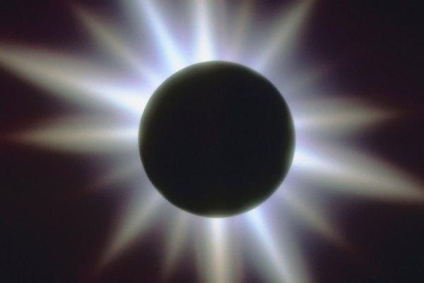 Las civilizaciones antiguas creían que los eclipses solares eran un presagio de la guerra y de la destrucción.