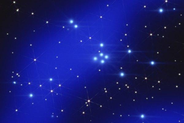 Durante miles de años, los humanos han nombrado constelaciones.