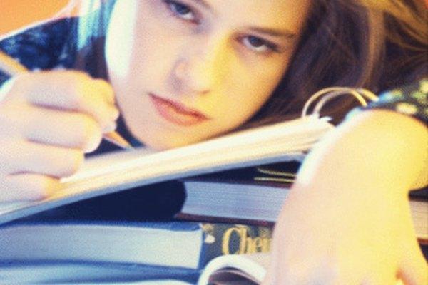 No dejes que la fatiga impida que te vaya bien en el examen.