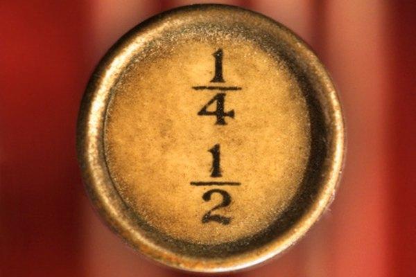 El número 33% representa la parte de una fracción completa.