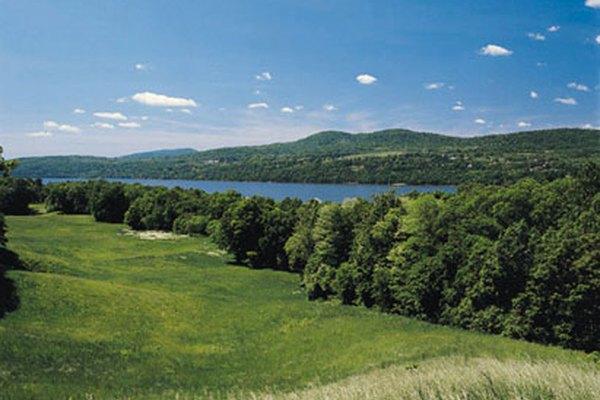 Bear Mountain, Nueva York, está situada en el valle del río Hudson.