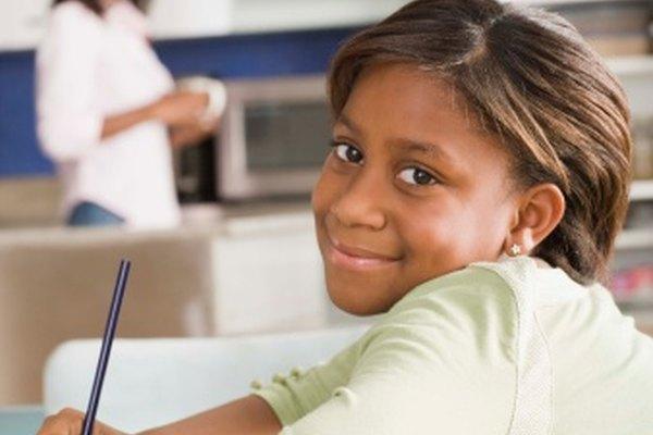 La escuela secundaria es el momento de perfeccionar las habilidades de escritura de ensayos.