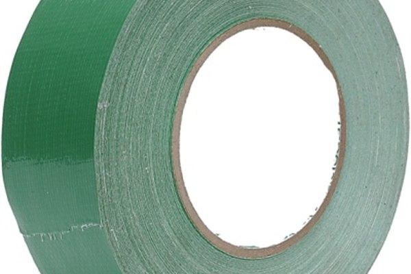 Sella la cápsula con cinta adhesiva extra resistente.