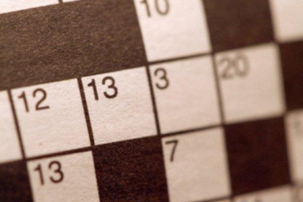 Consejos para crucigramas para que tu tiempo de juego sea mucho más agradable.