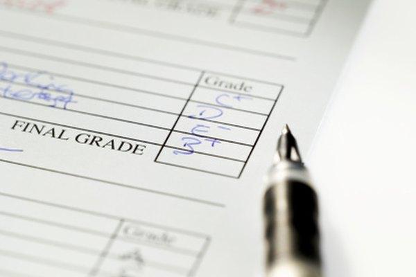 Los promedios aparecen indicados en las boletas y expedientes del estudiante.