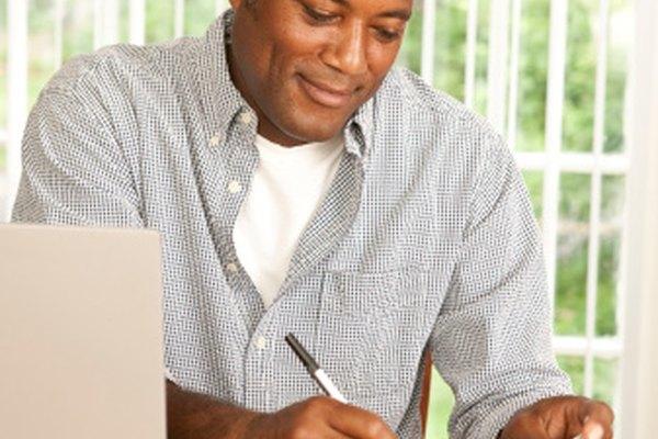 Las cartas de recomendación personales son una parte crítica de la solicitud de un trabajo o para obtener la custodia.