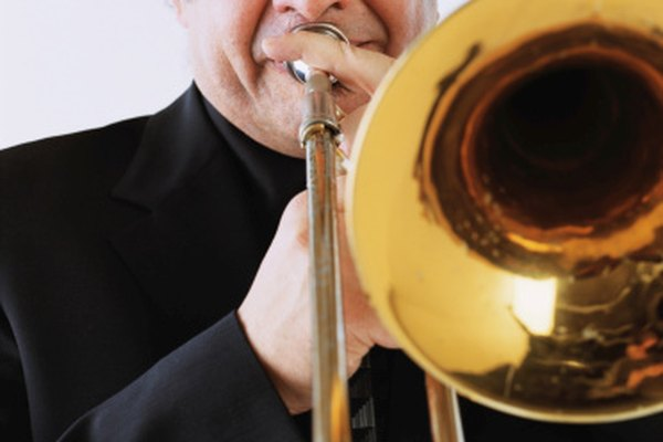 Los trombonistas son los héroes no reconocidos en el mundo de la música.