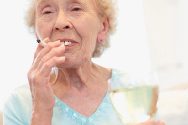 Los hábitos saludables y el abuso de sustancias tienen un lugar en los genogramas.