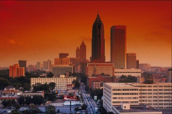 Atlanta es la ciudad más grande de los Estados y un eje de su economía.