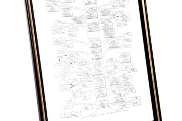 Enmarca el árbol genealógico para crear un recuerdo invaluable.