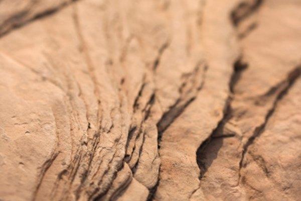 La textura es una de las formas de diferenciar entre rocas metamórficas y foliadas.