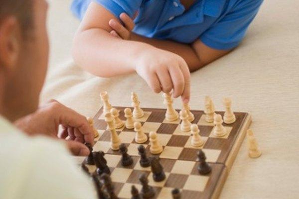 Muchos niños aprendieron a jugar ajedrez en los años 50 y 60.
