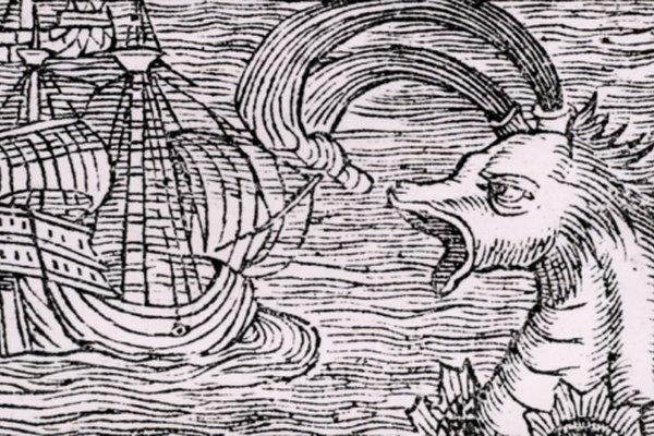 Los monstruos en la mitología griega vienen en varios tamaños y formas.