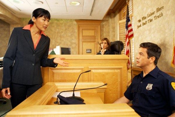 Un testigo en un juicio podría ser considerado una fuente primaria.