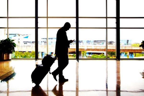Los candados de las valijas son una barrera más contra los ladrones.