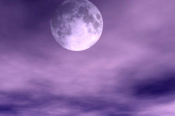 Las estaciones vienen y van con algo de ayuda de la luna.