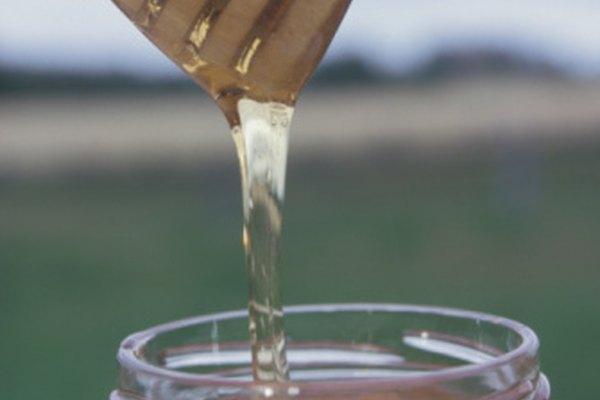 La miel pasteurizada o al natural, se puede distinguir fácilmente.