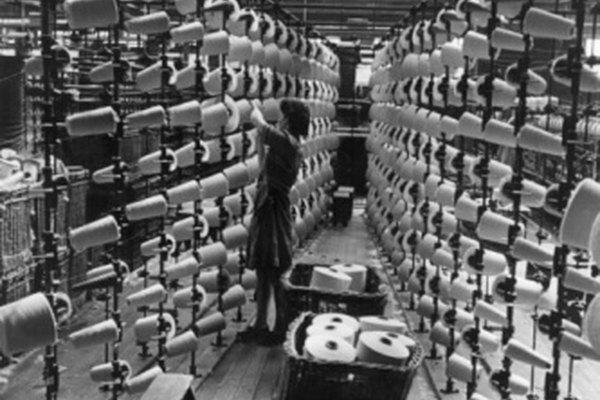 El rol de los niños a nivel laboral durante la revolución industrial.