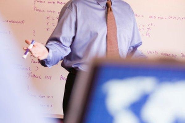 Las escuelas de negocios en todo el mundo utilizan la puntuación del GMAT en sus procesos de admisión.