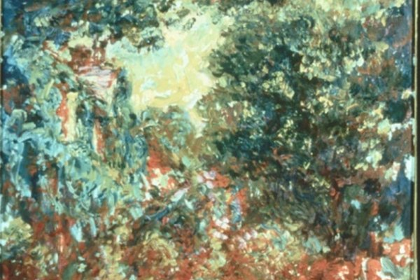 Los artistas impresionistas no retratan las cosas en una tradición realista.