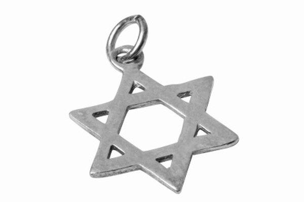 La Estrella de David es un símbolo religioso judío.