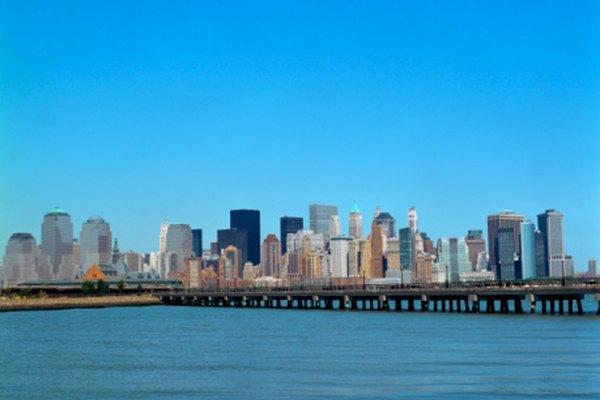 Incluso en los paisajes de la ciudad se puede encontrar una variedad de ángulos.