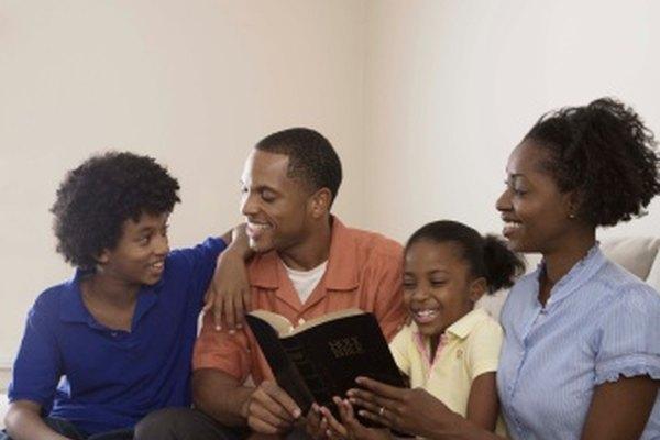 Las parábolas de la Biblia fueron generalmente escritas para ser entendidas por varias generaciones.