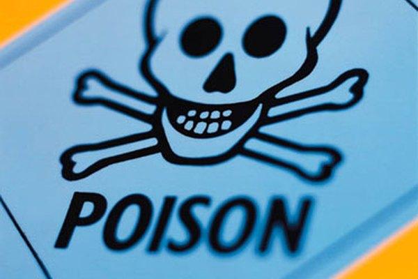 El alcohol metílico es un veneno.