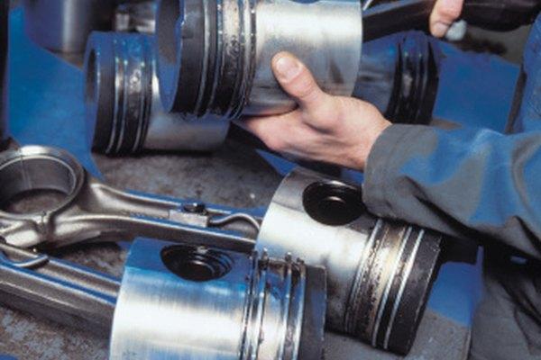 Los pistones son fáciles de limpiar siempre y cuando cuentes con las herramientas adecuadas y tiempo.