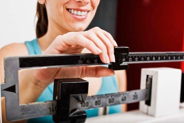No dejes que los números en la escala te engañen, no todo es peso de grasa.