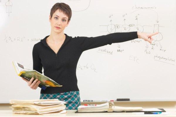 Antes de quejarte de tu profesor, asegúrate de tener justificación.