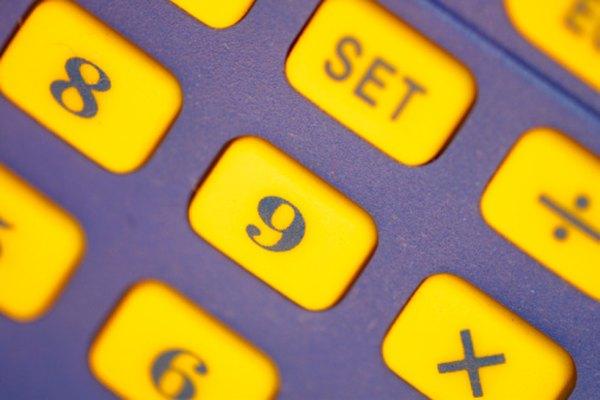 Algunas calculadoras tienen una tecla