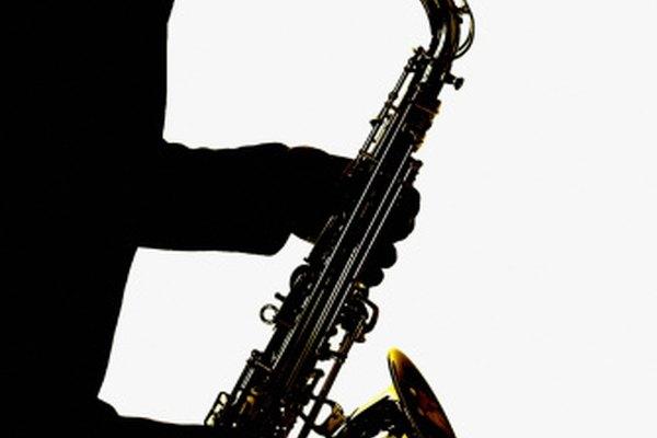 Músico de jazz.