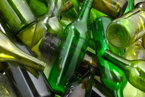 Reutiliza botellas viejas para demostrar cómo el color afecta al calor.