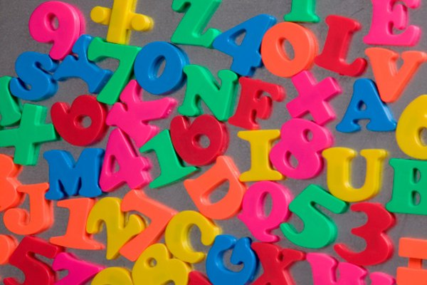 Las habilidades fonéticas como la comprensión de combinaciones pone orden a los revoltijos de letras.
