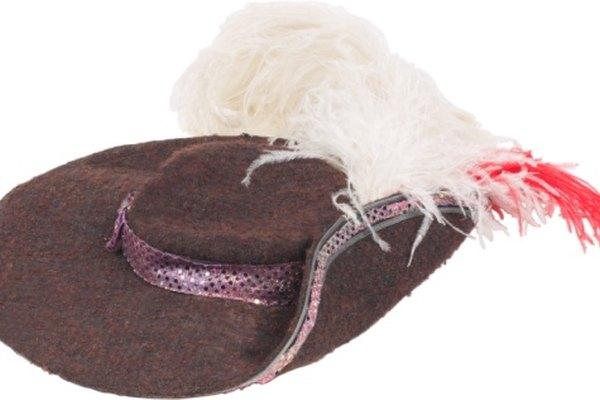 El sombrero de los mosqueteros es un símbolo icónico de los valientes guardias.