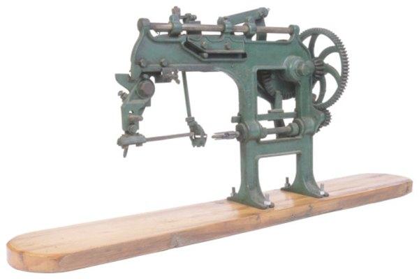 Las máquinas complejas se construyen a partir de las simples.