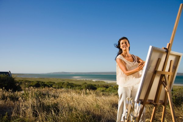 Las personas altamente sensibles son naturalmente talentosas en las artes.