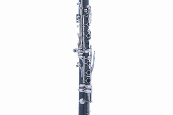 Tocar partituras de clarinete requiere conocer las notas en la clave de Sol.