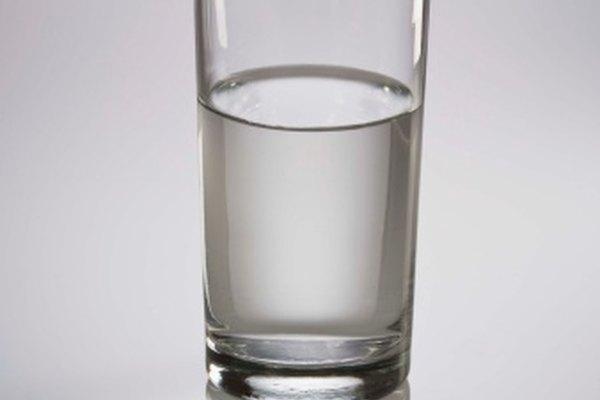 Necesitarás mezclar estos suplementos con agua.