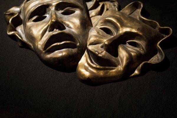 De la comedia al drama, los actores pueden mejorar si aplican las diferentes técnicas de actuación.