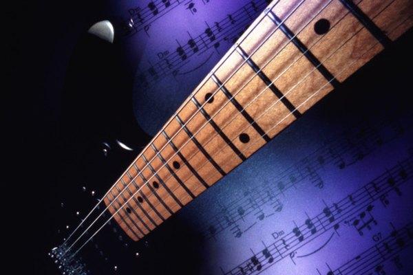Las guitarras con cuello de arce no necesitan engrasarse.