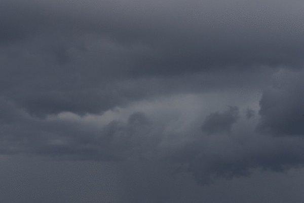 Las nubes nimbos son nubes de tormenta.