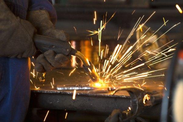 Las ayudas de taller se encuentran entre los mejores proyectos de soldadura hogareña.