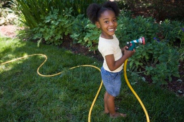 Sembrar semillas enseña a los niños a cómo cuidar seres vivos.