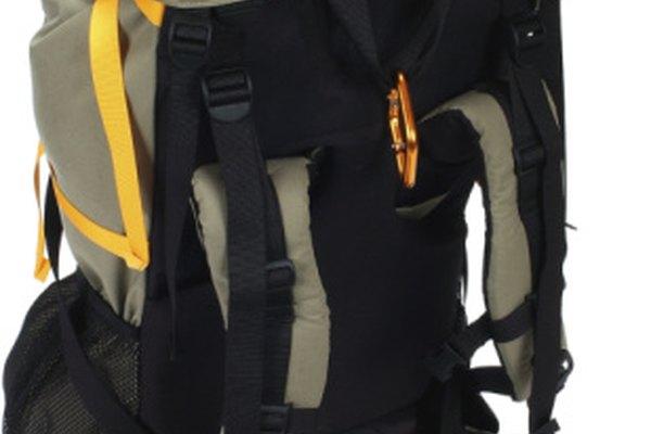 Cordura funciona genial para las mochilas y otros artículos para exteriores.