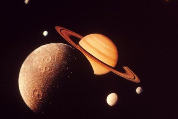Hay más de 100 mundos en nuestro sistema solar.