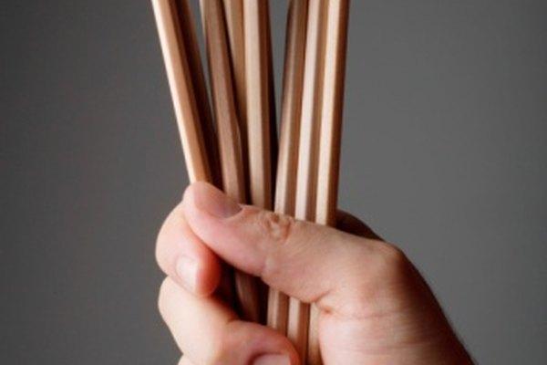 Los lápices número 2 son el estándar para los test en EE.UU.