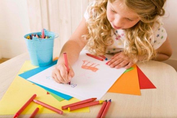 Los niños pueden hacer dibujos para practicar la secuencia.