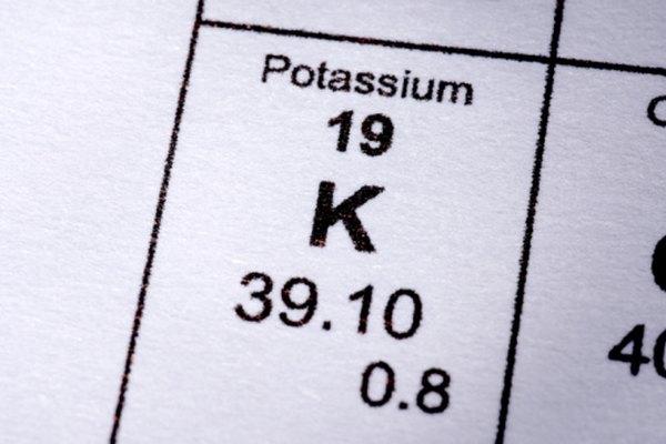 Aunque el potasio es un nutriente esencial, puede causar problemas a la salud en cantidades altas.